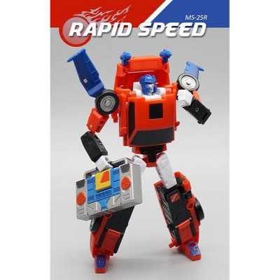 MS-25R Rapid Speed Limited Edition | Mech Fans Toys Action figures