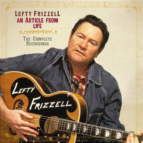 Lefty Frizzell - Article From Life: The Complete Recordings (CD) - image 1 of 1