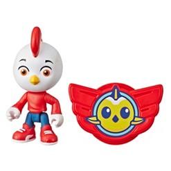 Playskool Nickelodeon Top Wing - Rod Figure
