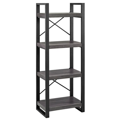 "62"" Media Storage Tower - Charcoal - Angelo:Home - image 1 of 6"