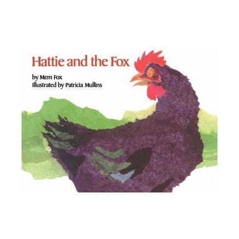 Hattie and the Fox - (Classic Board Books) by  Mem Fox (Board_book) - image 1 of 1