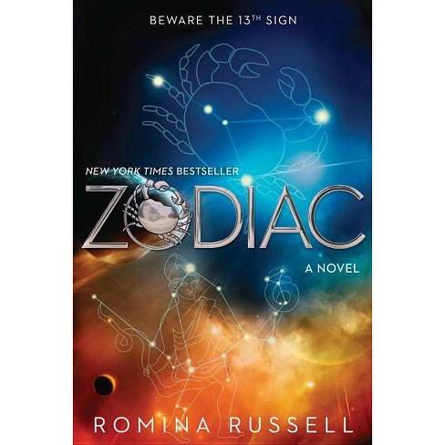 Zodiac (Zodiac Series No. 1) (Paperback) (Romina Russell) - image 1 of 1