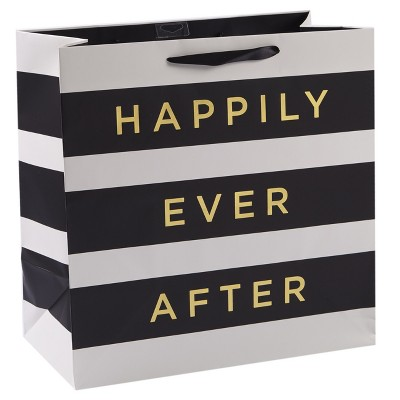 """Happily Ever After"" Large Gift Bag - Spritz™"