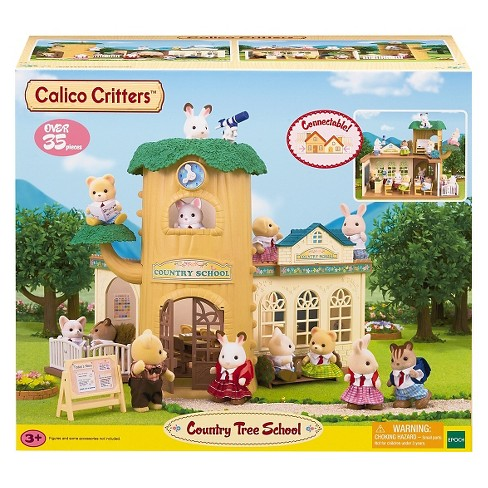 Calico Critters Country Tree School - image 1 of 2