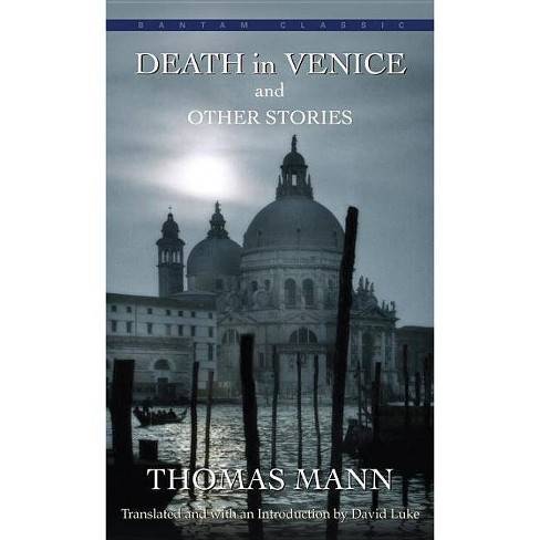 Death in Venice and Other Stories - (First Book) by  Thomas Mann (Paperback) - image 1 of 1