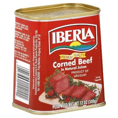 Iberia Corned Beef - 12oz