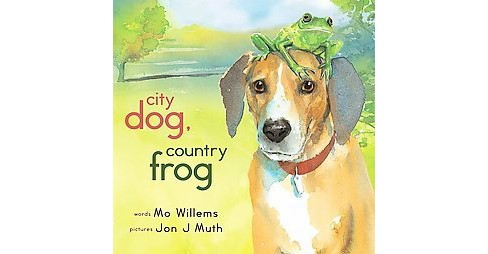 City Dog, Country Frog (Hardcover) by Mo Willems - image 1 of 1