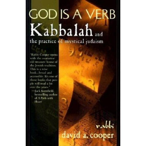 God Is a Verb - by  David Cooper (Paperback) - image 1 of 1