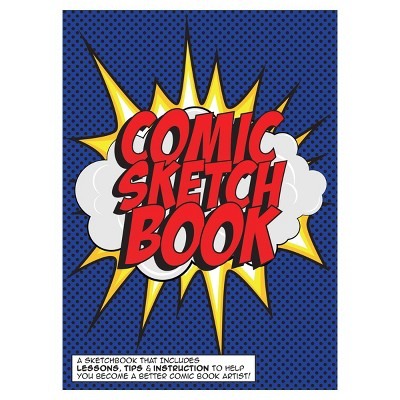 Comic Sketch Coloring Book - Piccadilly