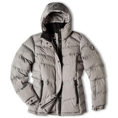 Chamonix Dallet Hooded Parka Womens