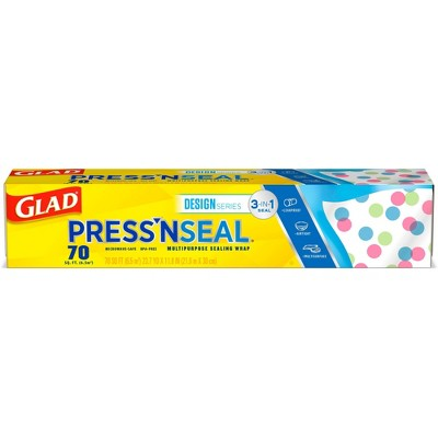 Plastic Wrap: Glad Press'n Seal