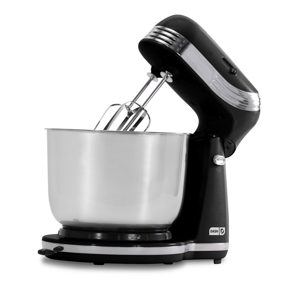 Dash Everyday 3qt Stand Mixer – Black 51325752