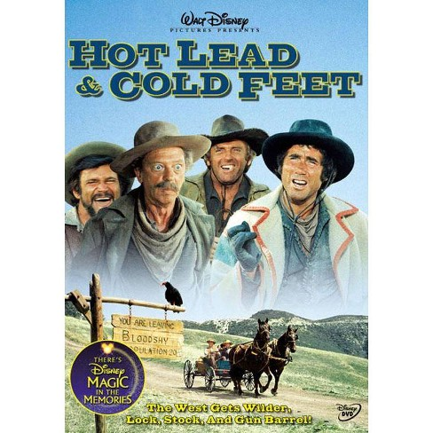 Hot Lead & Cold Feet (DVD) - image 1 of 1