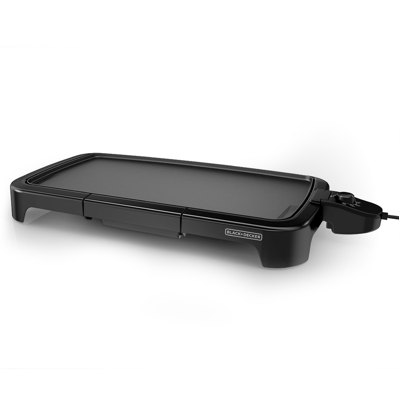 Save 20% on BLACK+DECKER Family-Sized Electric Griddle - Black GD2011B