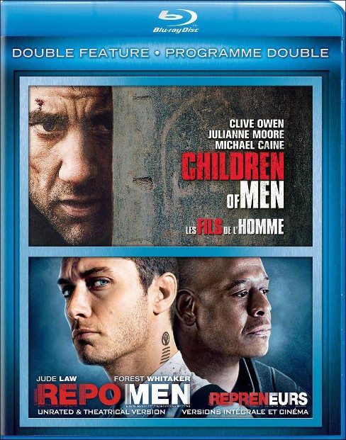 Children Of Men/Repo Men (Blu-ray) - image 1 of 1