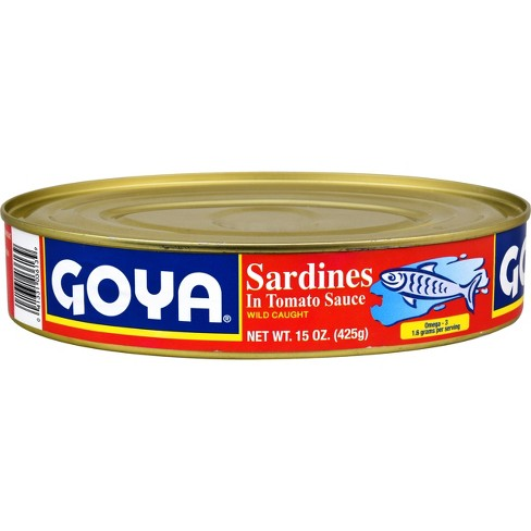 Goya Sardines in Tomato Sauce - 15oz - image 1 of 2