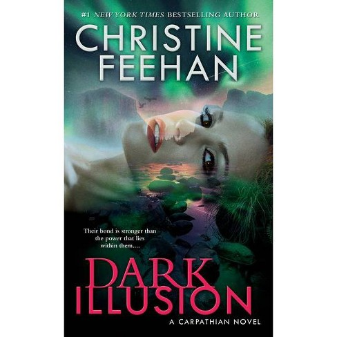 Dark Illusion - (Carpathian Novel) by  Christine Feehan (Paperback) - image 1 of 1