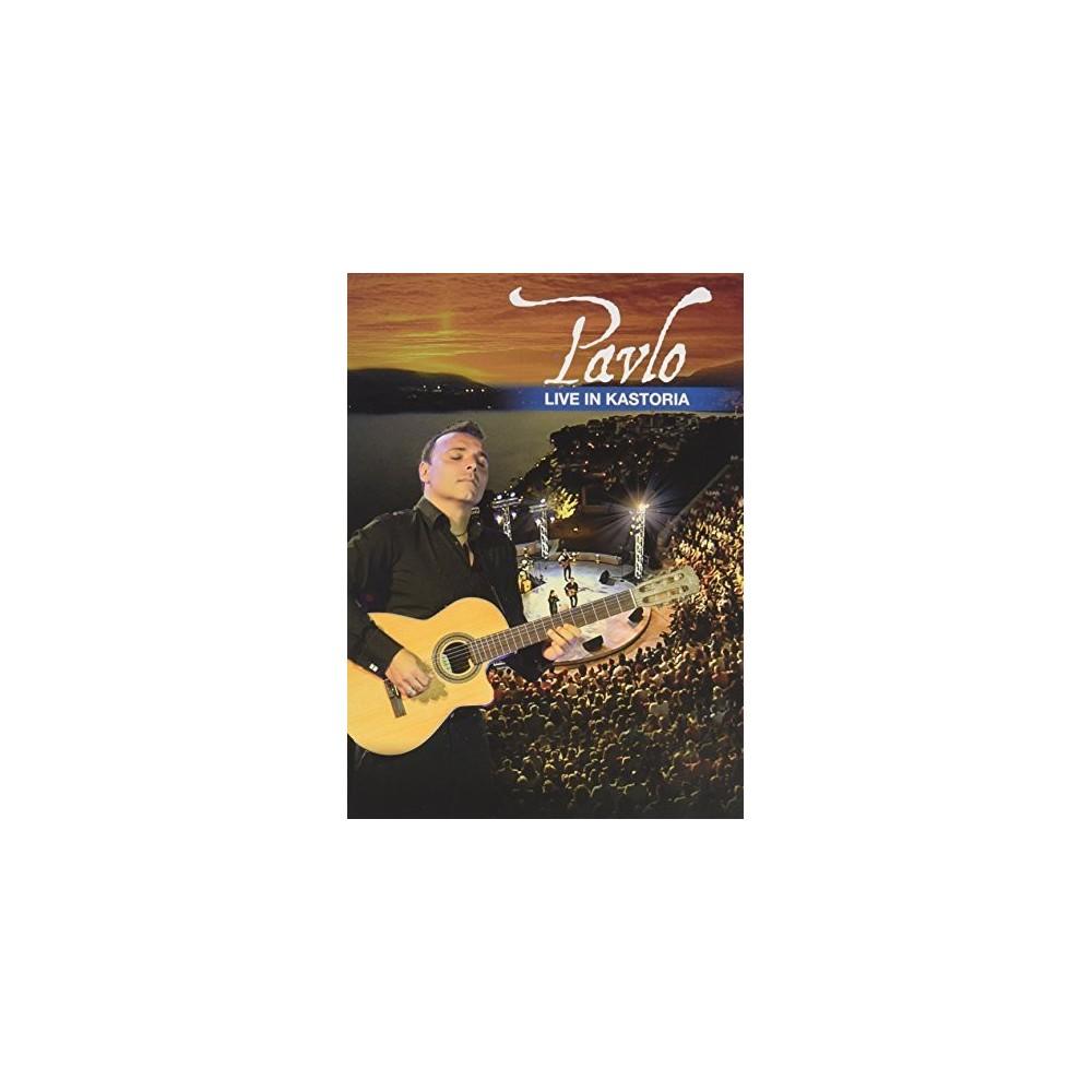 Pavlo:Live In Kastoria (Dvd)