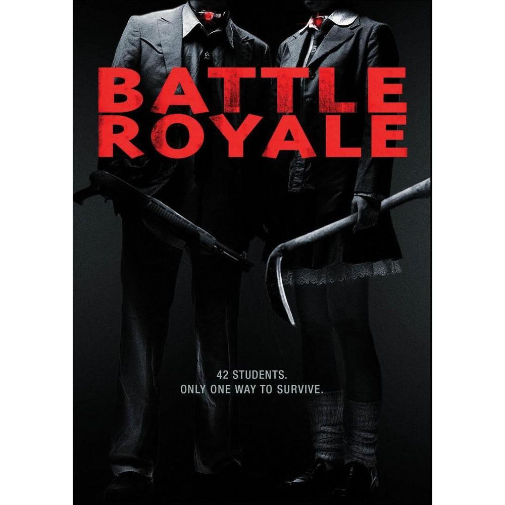 Battle Royale (Dvd), Movies