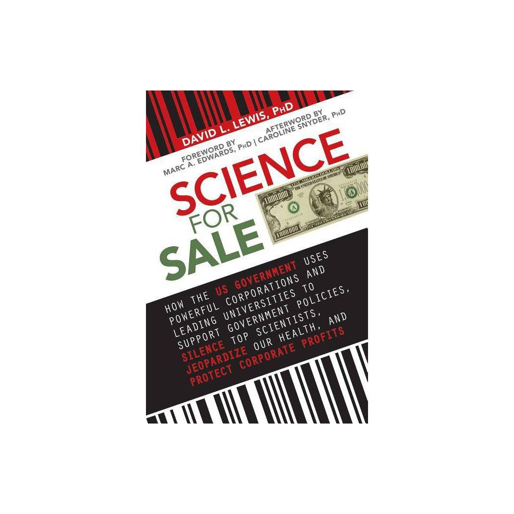Science For Sale By David L Lewis Paperback