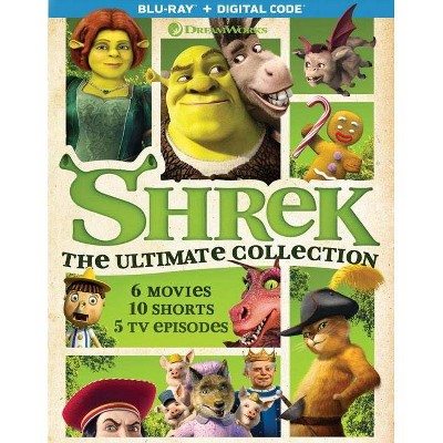 Shrek: The Ultimate Collection