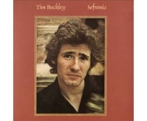 Tim Buckley - Sefronia (CD) - image 1 of 1
