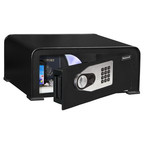 Honeywell 0.74 cu ft/Digital Curved Top Security Safe - image 1 of 3