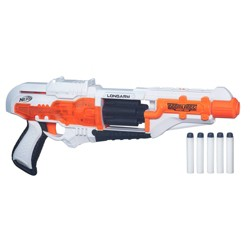 NERF Doomlands Impact Zone Longarm Blaster
