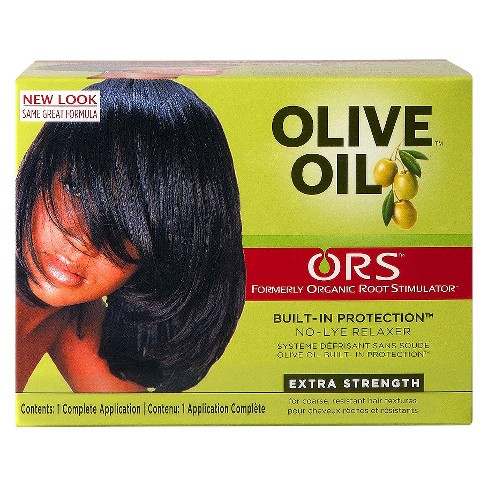 ORS™ Olive Oil No-Lye Relaxer - Extra Strength - 1 Kit - image 1 of 1
