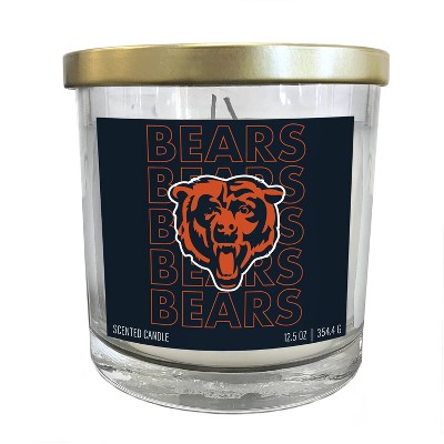 NFL Chicago Bears Echo Team Candle