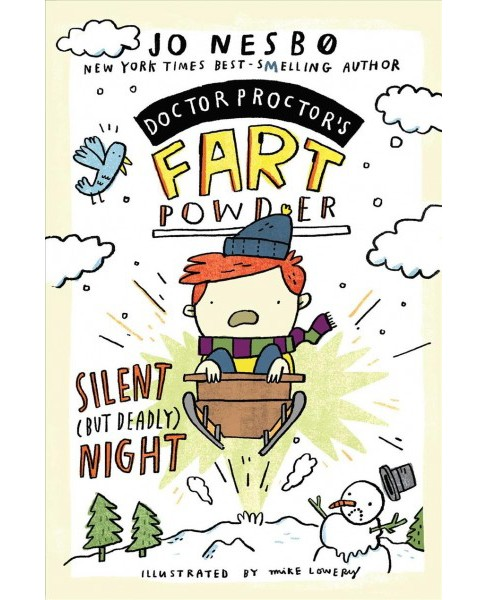 Silent (but deadly) Night -  (Doctor Proctor's Fart Powder) by Jo Nesbo (Hardcover) - image 1 of 1