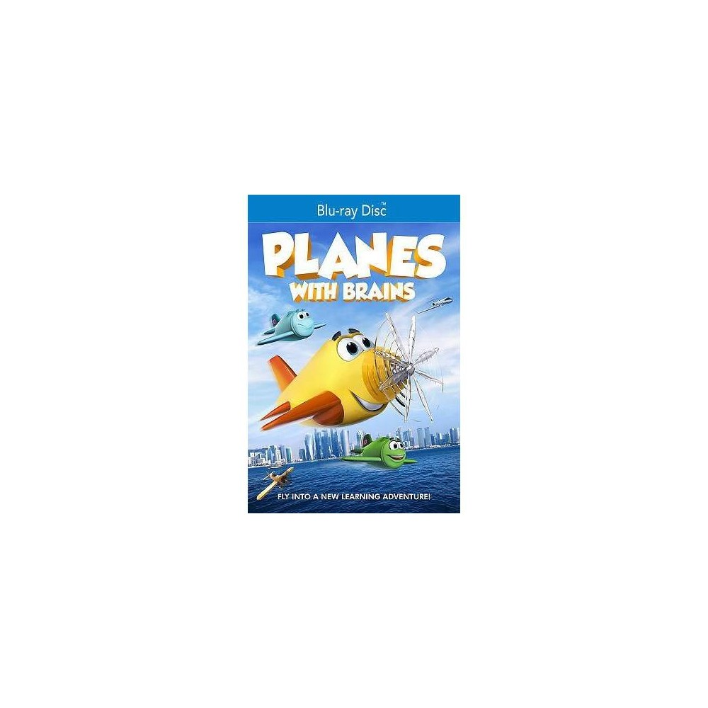 Planes With Brains (Blu-ray)