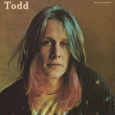 Todd Rundgren - Todd (Gold 180 Gram) (Vinyl) - image 1 of 1
