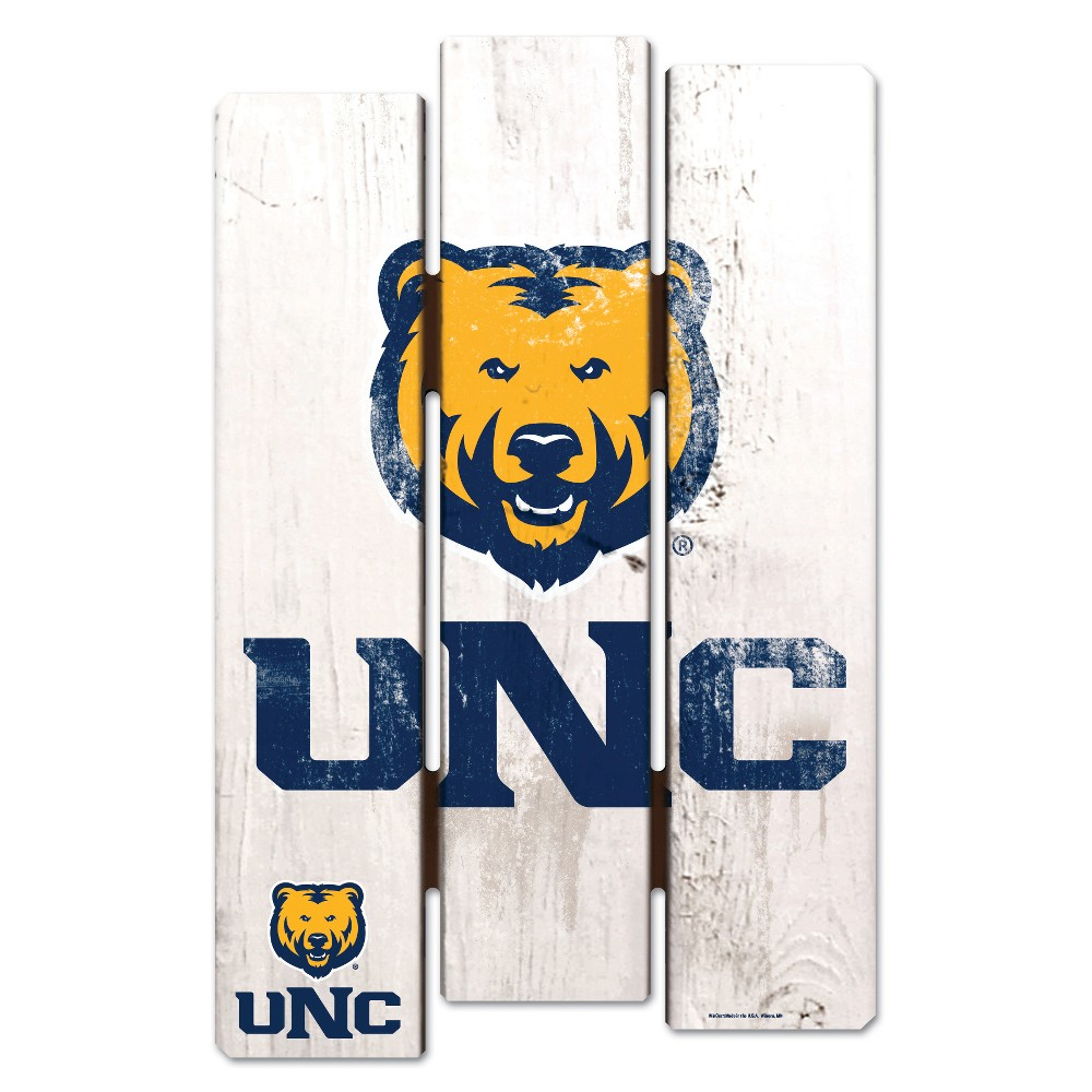 NCAA Northern Colorado Bears Fence Wall Sign