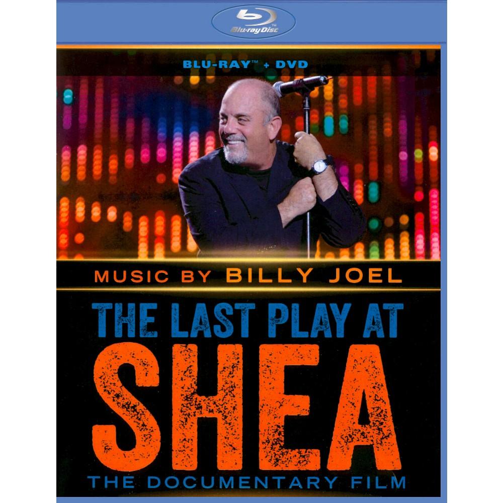 Last Play At Shea (Bd/Dvd Combo) (Blu-ray)