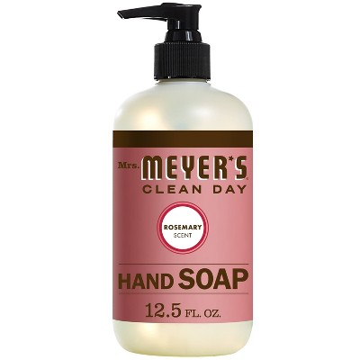 Mrs. Meyer's Clean Day Rosemary Scent Liquid Hand Soap - 12.5oz