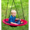 """HearthSong 36""""L x 24""""W  Water-Resistant Sensory Snuggle Tree Swing - image 3 of 4"""
