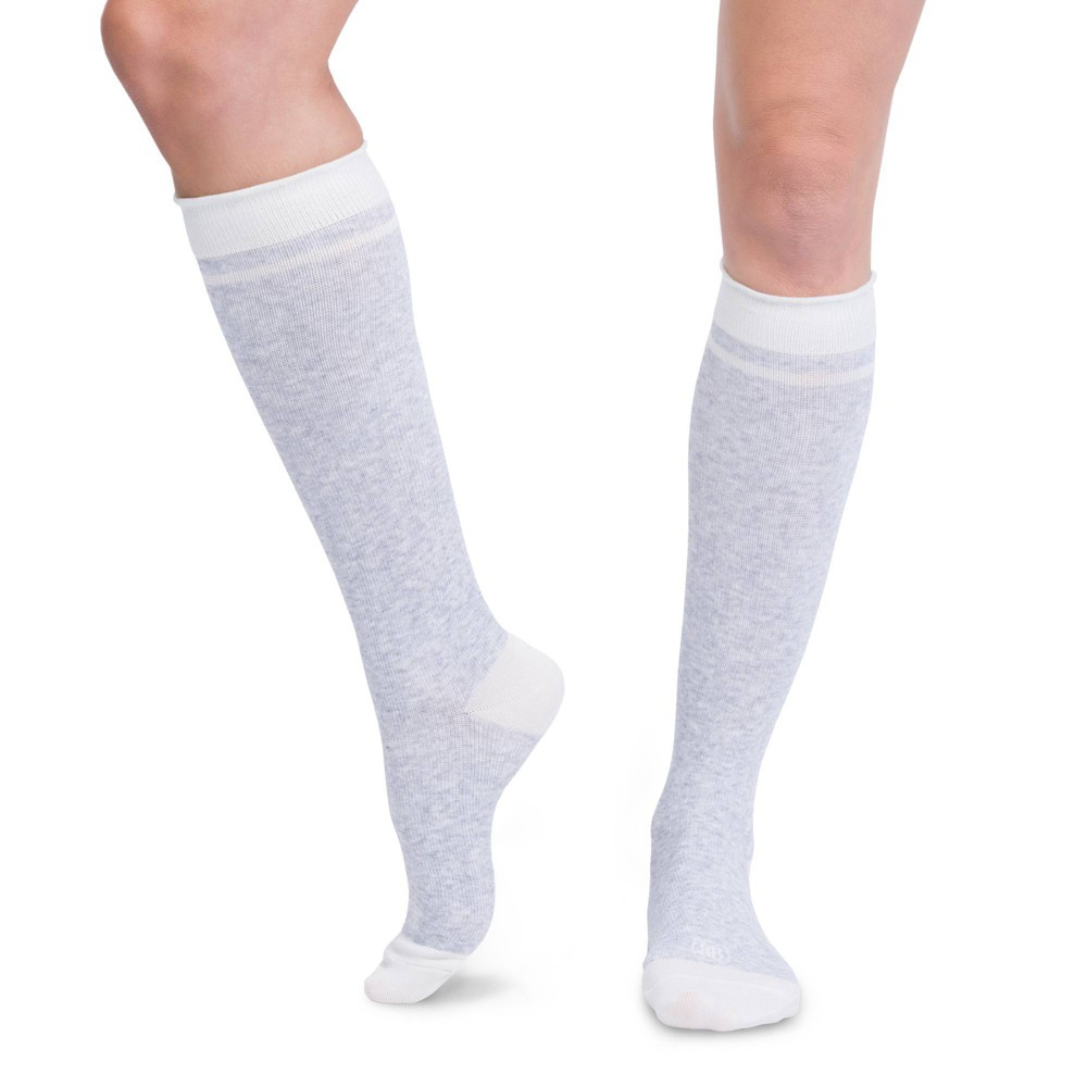 Compare Maternity Compression Socks - Belly Bandit Heather Gray