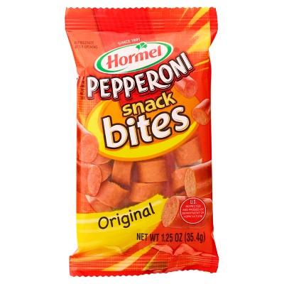 Hormel Original Pepperoni Bites - 1.25oz