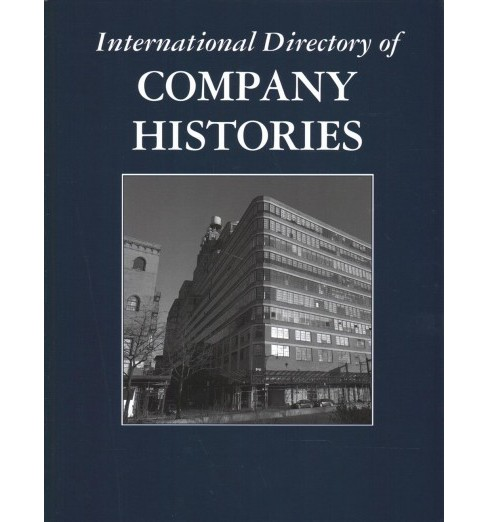International Directory of Company Histories -   Book 200 (Hardcover) - image 1 of 1