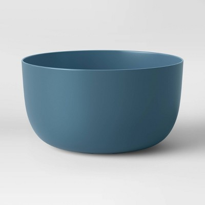 37oz Plastic Cereal Bowl Teal - Made By Design™