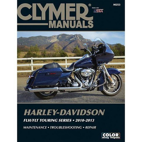 2012 Harley touring service manual road king street glide electra flht ultra flh