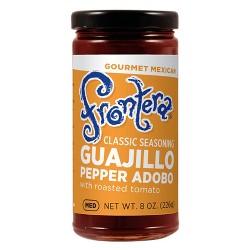 Frontera Guajillo Pepper Adobo Sauce 8oz