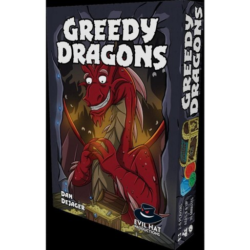 Greedy Dragons Board Game - image 1 of 1