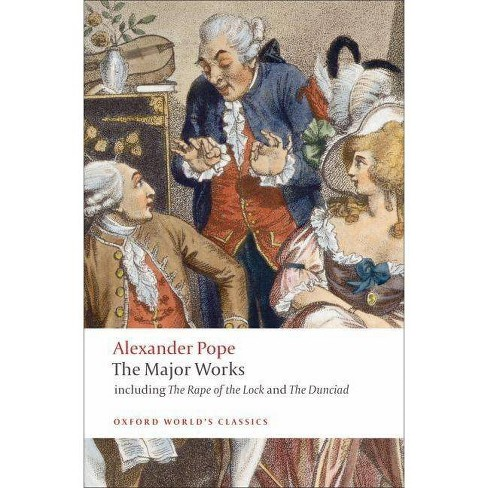 The Major Works - (Oxford World's Classics (Paperback)) by  Alexander Pope (Paperback) - image 1 of 1