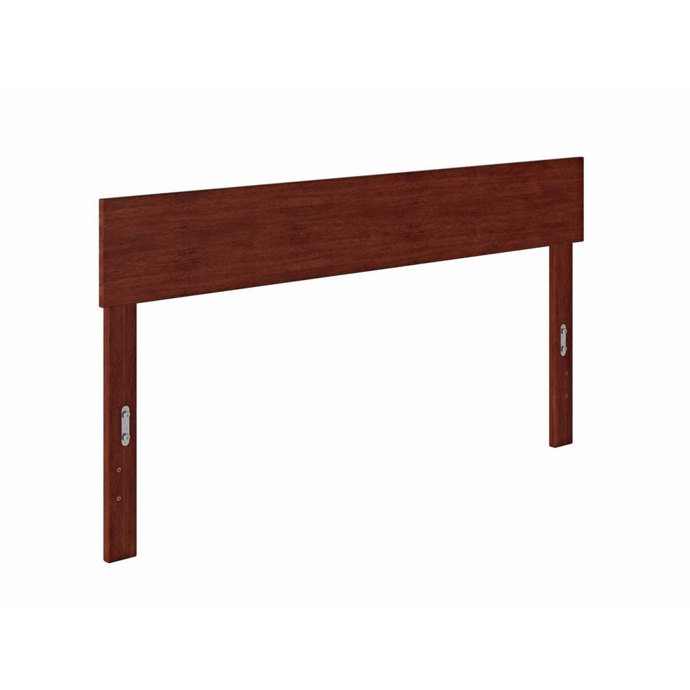 Queen Boston Headboard Walnut Atlantic Furniture