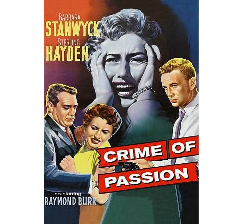 Crime Of Passion (DVD) - image 1 of 1