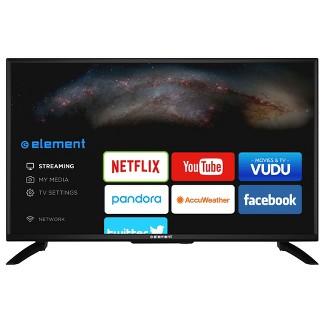 "Element 32"" Smart 720p 60Hz LED TV - Black (ELST3216H)"