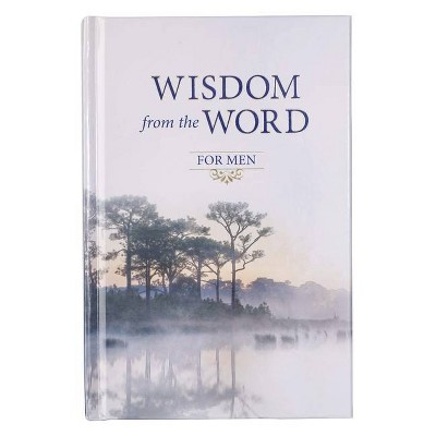 Gift Book Wisdom from the Word for Men Hc - (Hardcover)