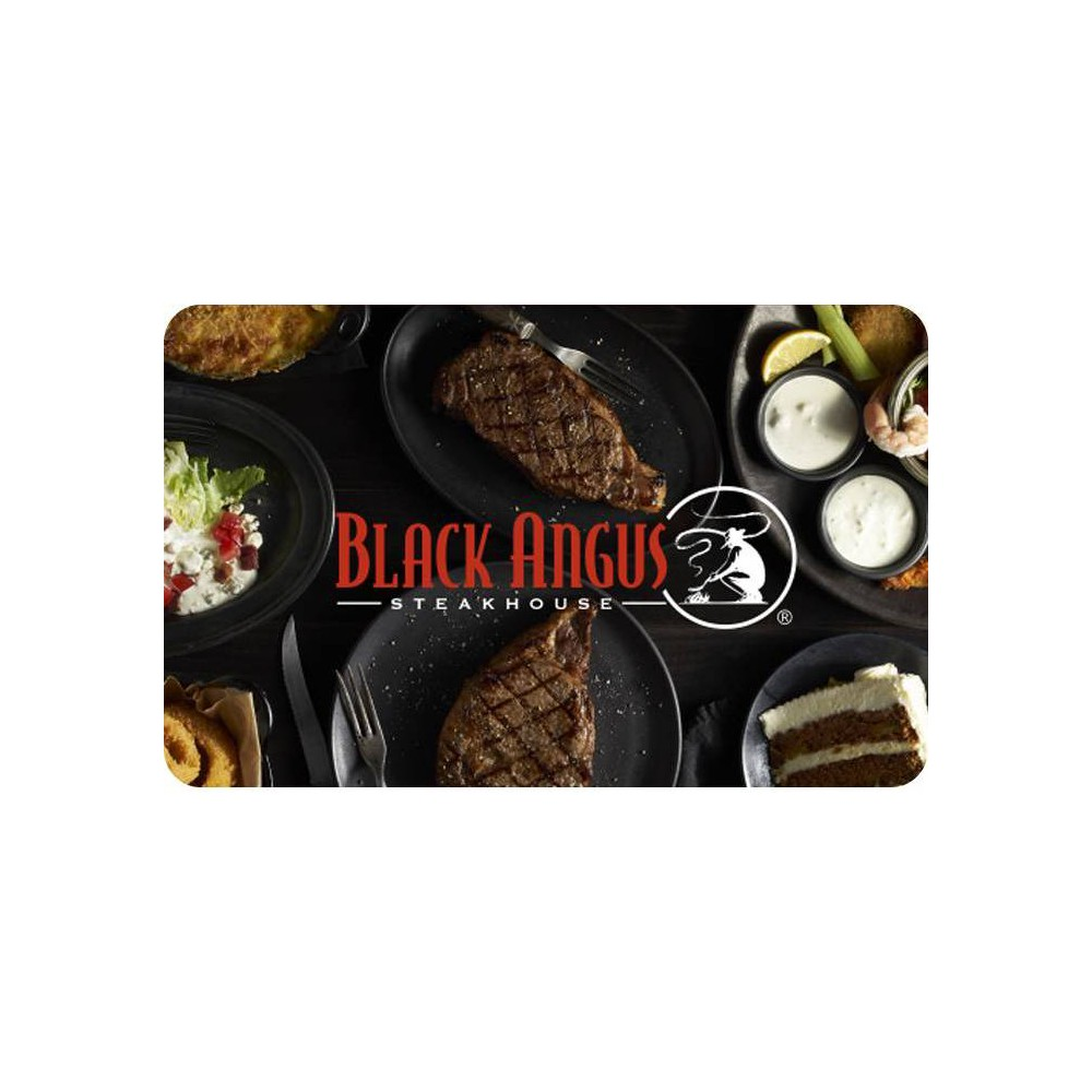 Black Angus Gift Card (Email Delivery) Black Angus Gift Card (Email Delivery)